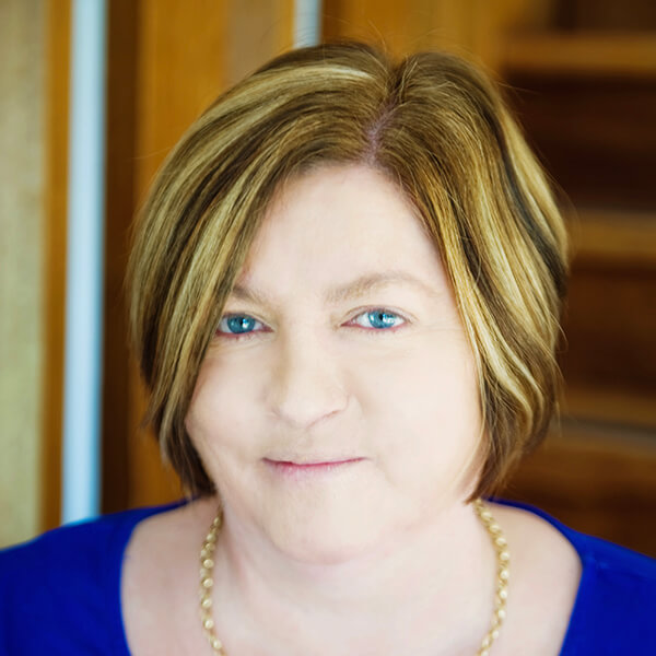 Portrait image of Judith Hunt