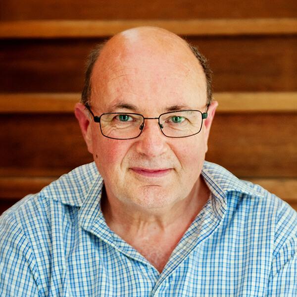 Portrait image of Paul Raciborski