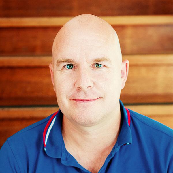 Portrait image of Paul Watson