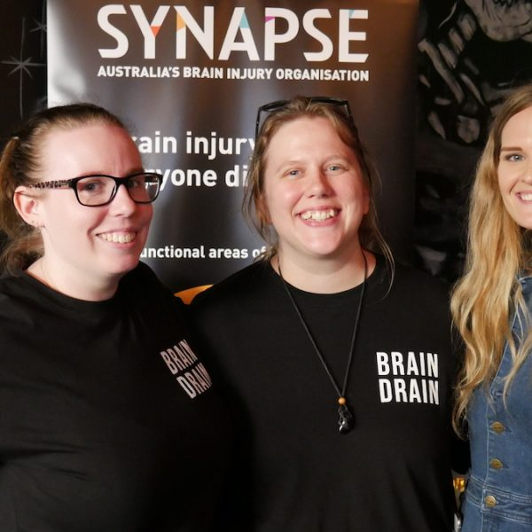 Brain Drain Co. Market Day shows local support for Synapse