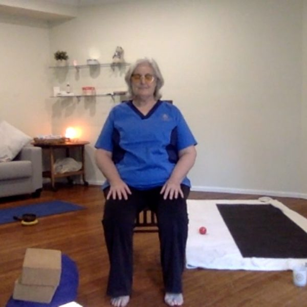 Create Calm – All Abilities Yoga Session